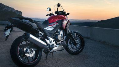 Listino prezzi Honda CB500X