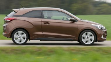 Listino prezzi Hyundai i20 coupé
