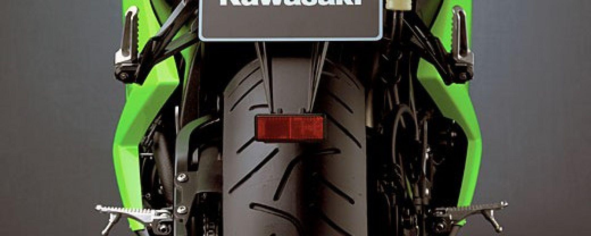 Kawasaki Ninja ZX-6R '07