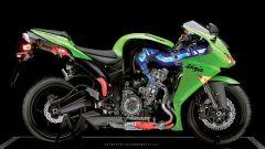 Kawasaki Ninja ZX-6R '07 - Immagine: 10