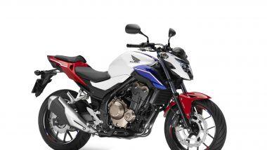 Listino prezzi Honda CB500F
