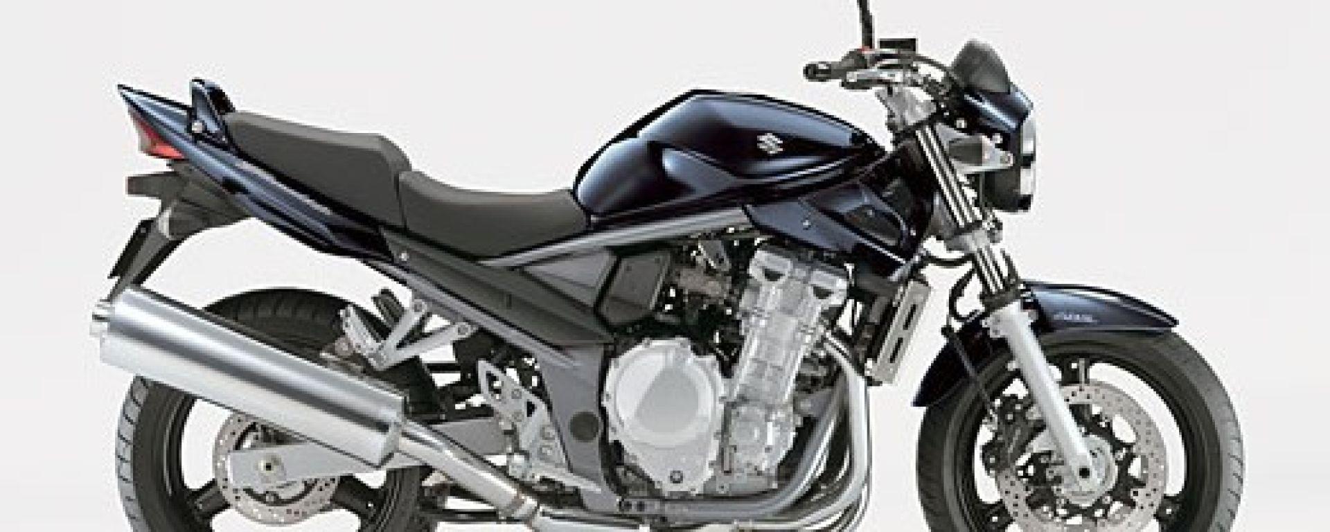 Suzuki Bandit 650/1250