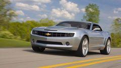 Chevrolet Camaro: arriva nel 2009 - Immagine: 1