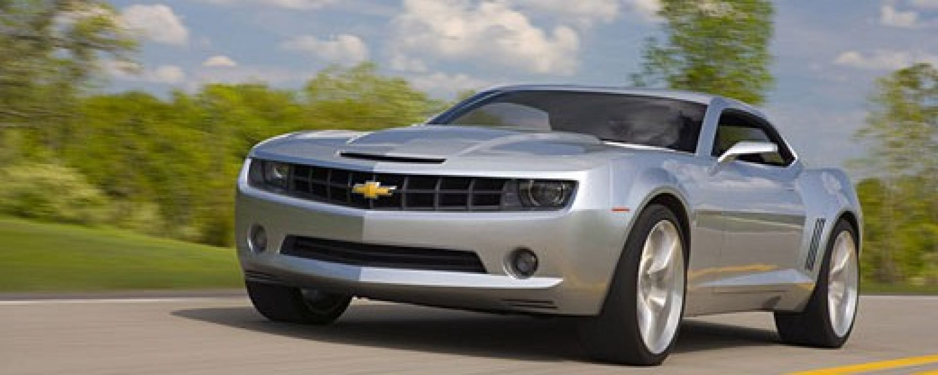 Chevrolet Camaro: arriva nel 2009