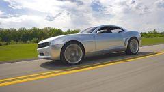 Chevrolet Camaro: arriva nel 2009 - Immagine: 3