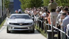 Chevrolet Camaro: arriva nel 2009 - Immagine: 6