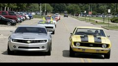 Chevrolet Camaro: arriva nel 2009 - Immagine: 8