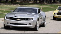 Chevrolet Camaro: arriva nel 2009 - Immagine: 9