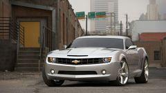 Chevrolet Camaro: arriva nel 2009 - Immagine: 12