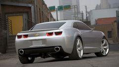Chevrolet Camaro: arriva nel 2009 - Immagine: 14