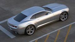 Chevrolet Camaro: arriva nel 2009 - Immagine: 15