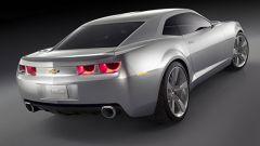 Chevrolet Camaro: arriva nel 2009 - Immagine: 18