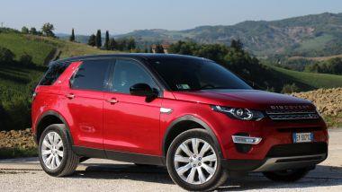 Listino prezzi Land Rover Discovery Sport