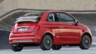 Listino prezzi Fiat 500C