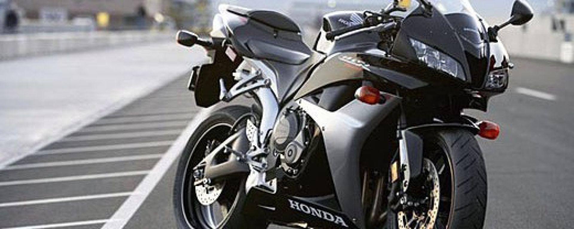 Honda CBR 600 RR 2007