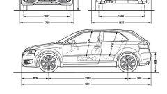Audi S3 2006 - Immagine: 16