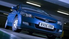Day by Day: Honda Civic hybrid - Immagine: 1
