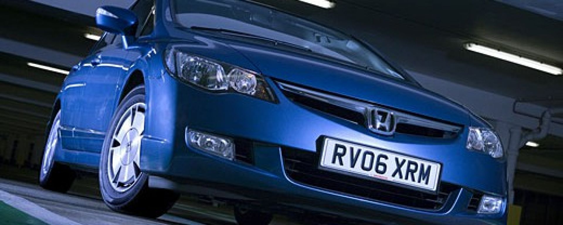 Day by Day: Honda Civic hybrid