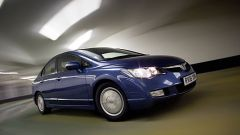 Day by Day: Honda Civic hybrid - Immagine: 5