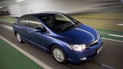 Day by Day: Honda Civic hybrid - Immagine: 7