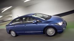 Day by Day: Honda Civic hybrid - Immagine: 8