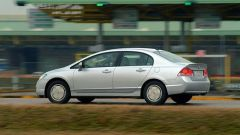 Day by Day: Honda Civic hybrid - Immagine: 9
