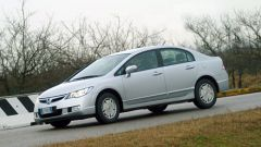 Day by Day: Honda Civic hybrid - Immagine: 10