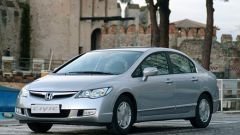 Day by Day: Honda Civic hybrid - Immagine: 11