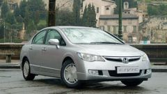 Day by Day: Honda Civic hybrid - Immagine: 12