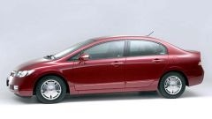 Day by Day: Honda Civic hybrid - Immagine: 13