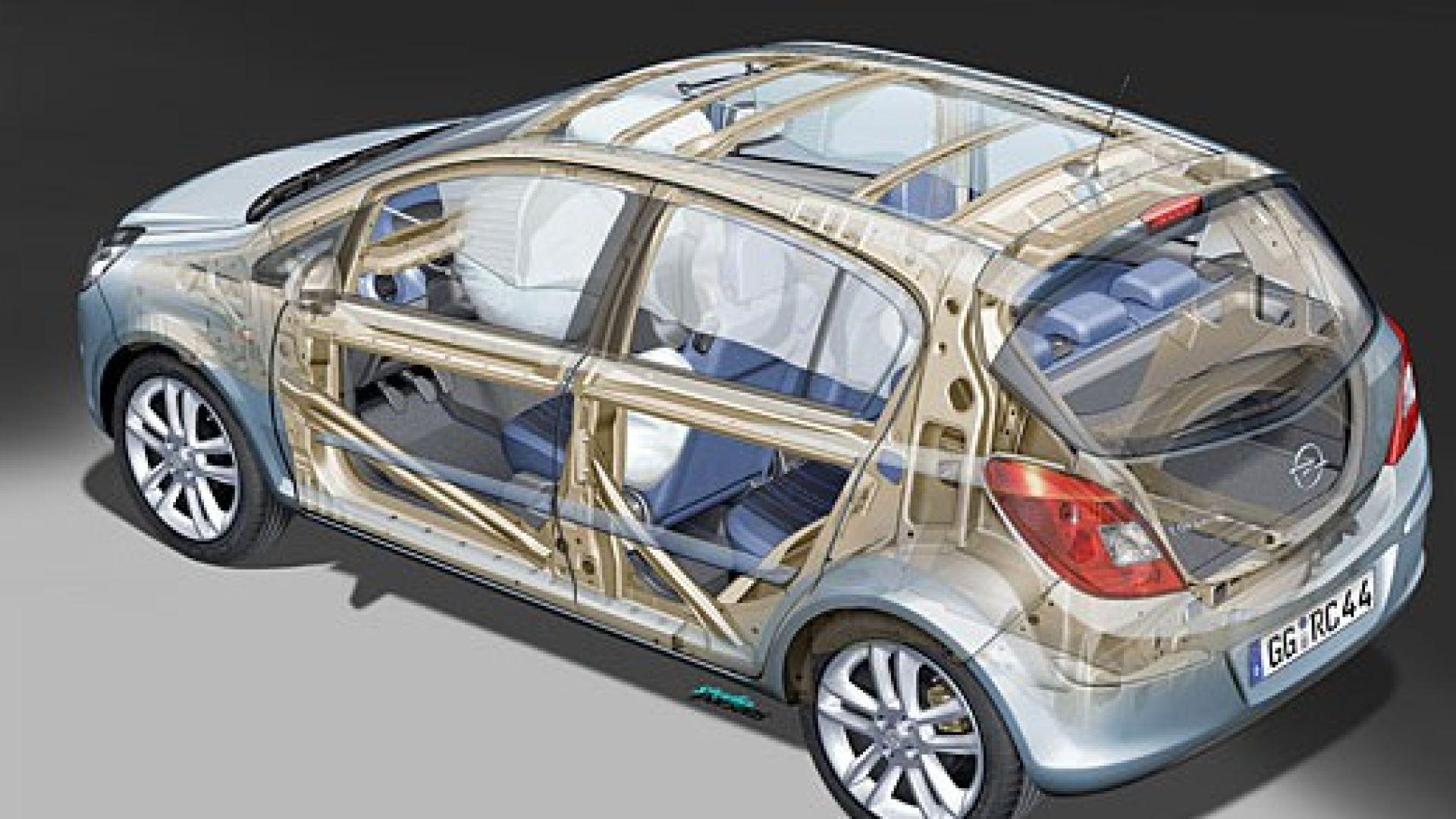 Immagine 7: Opel Corsa 2007