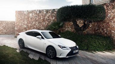 Listino prezzi Lexus RC