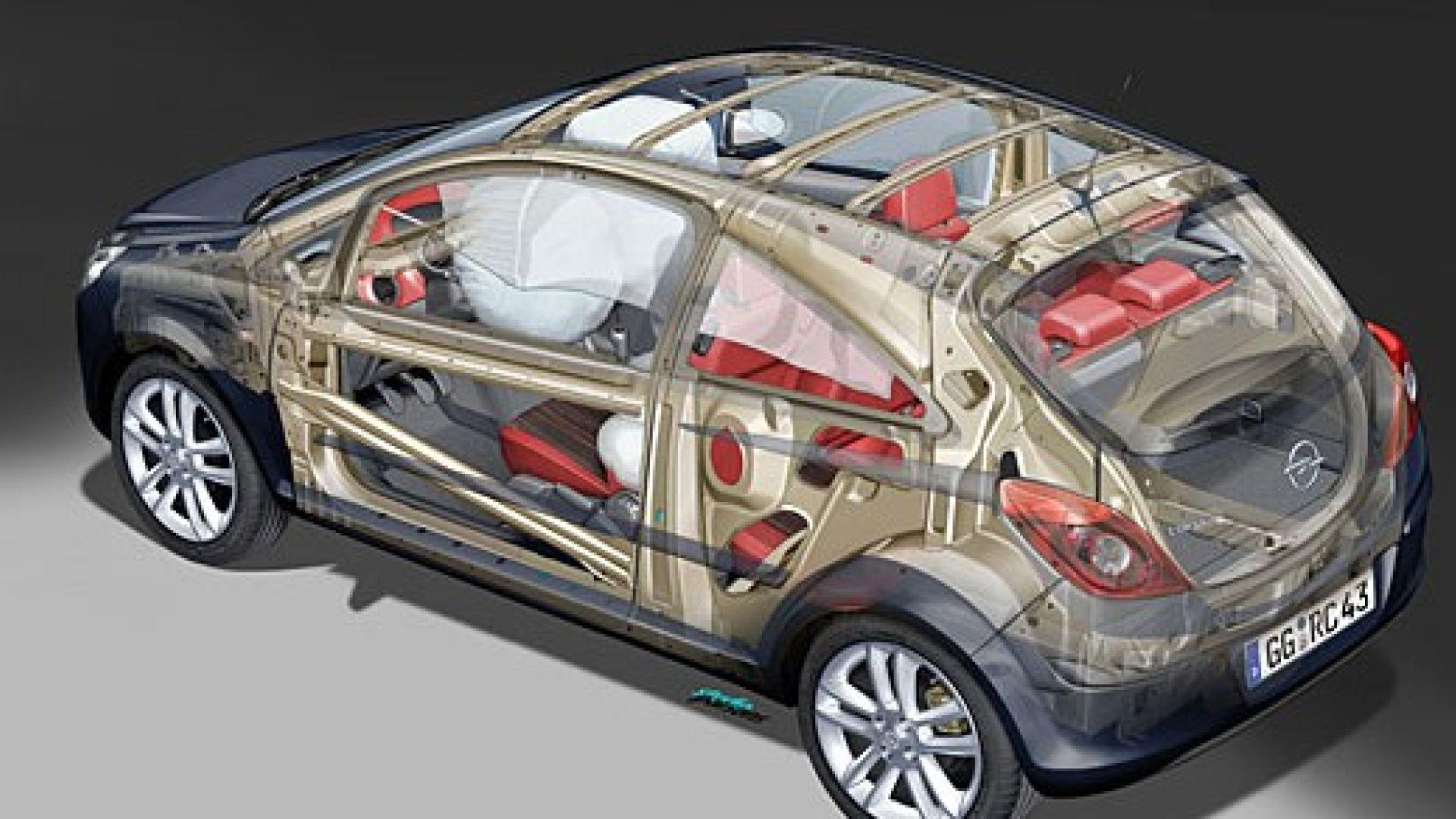 Immagine 8: Opel Corsa 2007