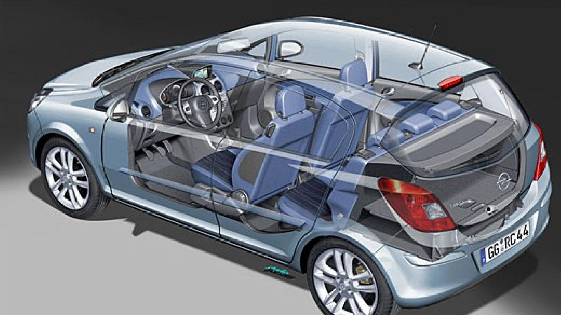 Immagine 9: Opel Corsa 2007