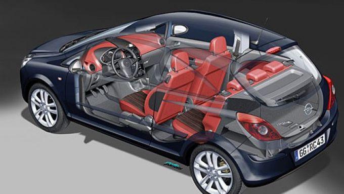 Immagine 10: Opel Corsa 2007