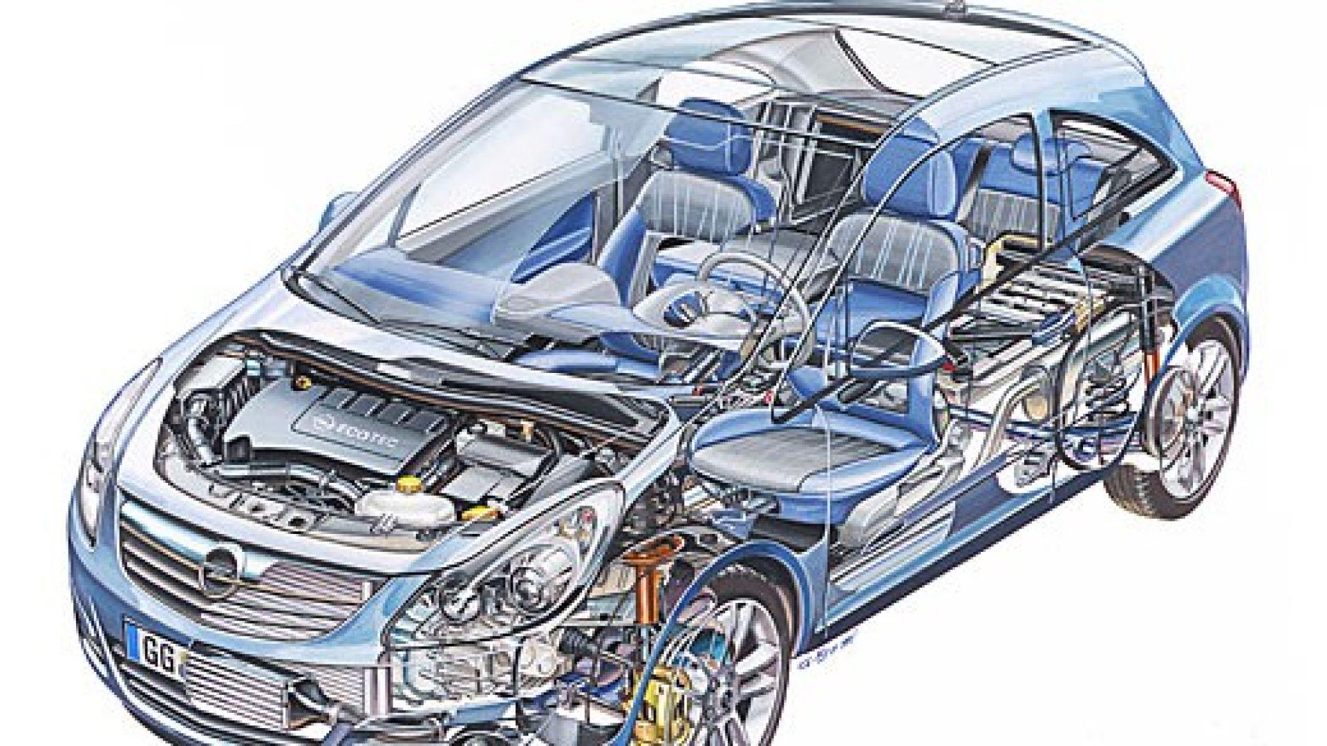 Immagine 14: Opel Corsa 2007