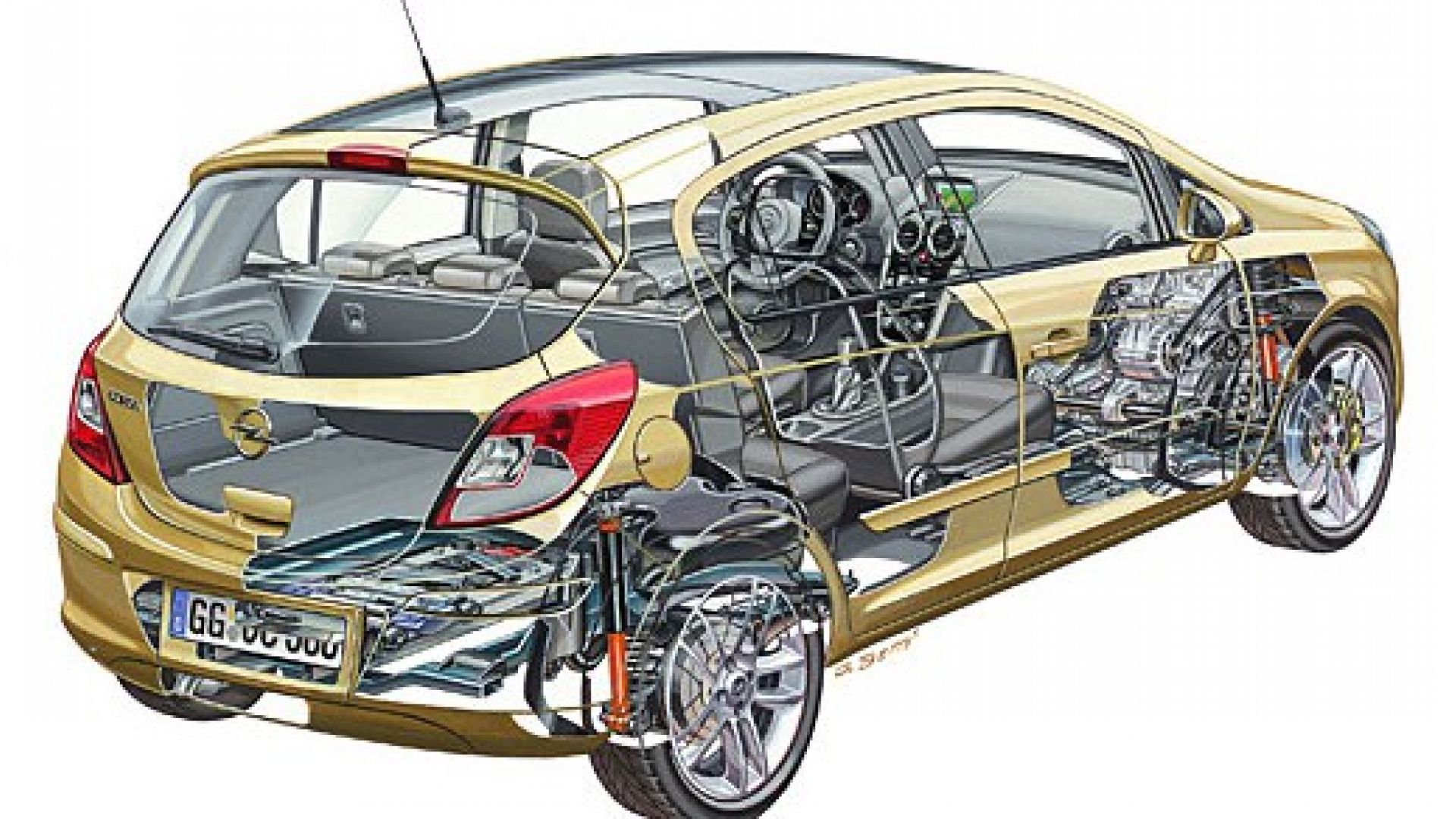 Immagine 15: Opel Corsa 2007