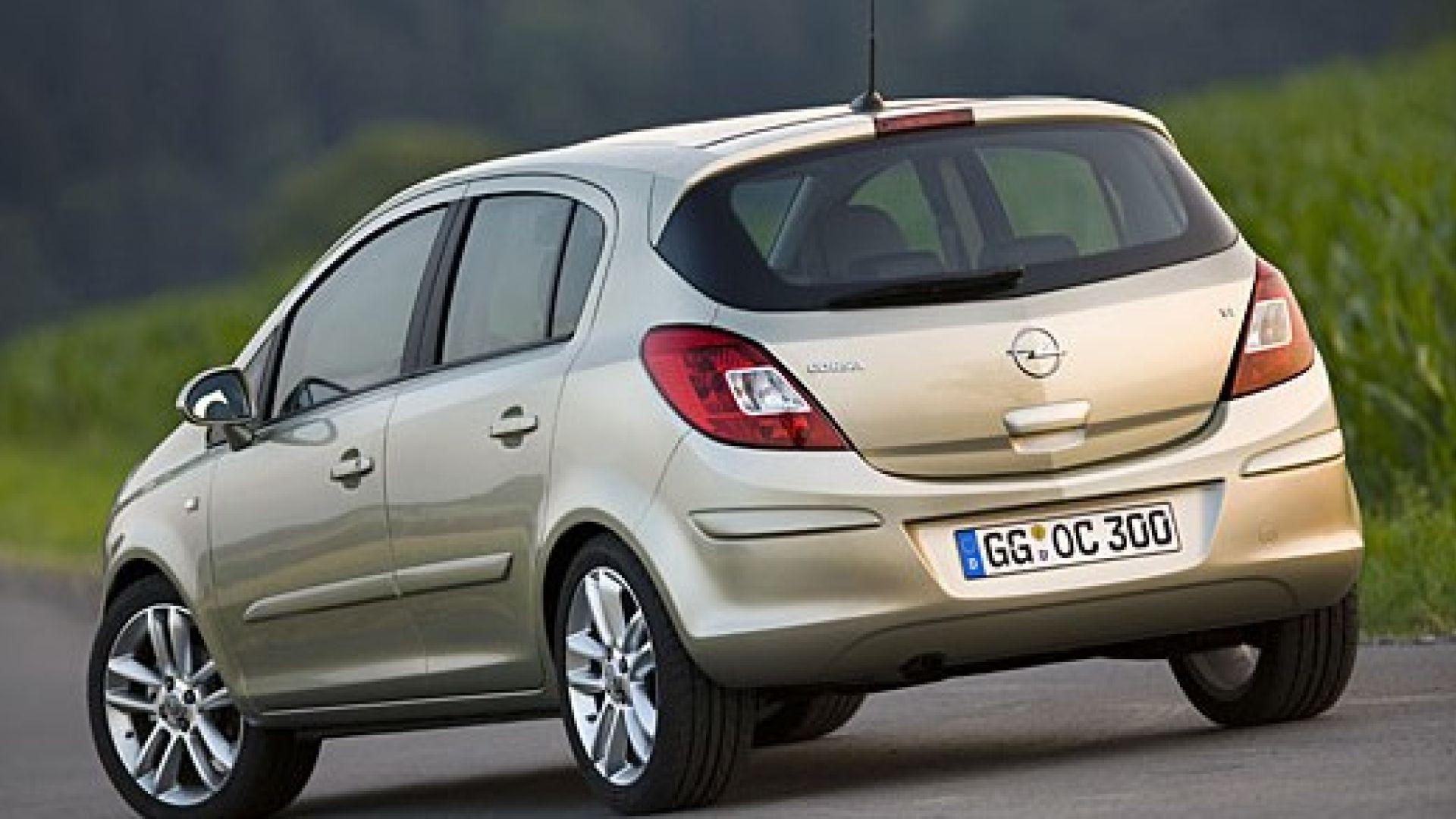 Immagine 16: Opel Corsa 2007