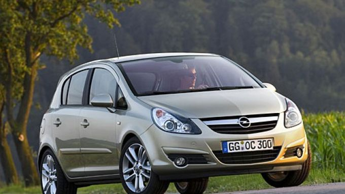 Immagine 17: Opel Corsa 2007