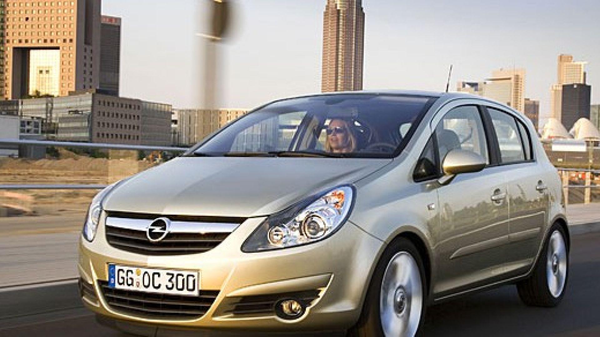Immagine 18: Opel Corsa 2007