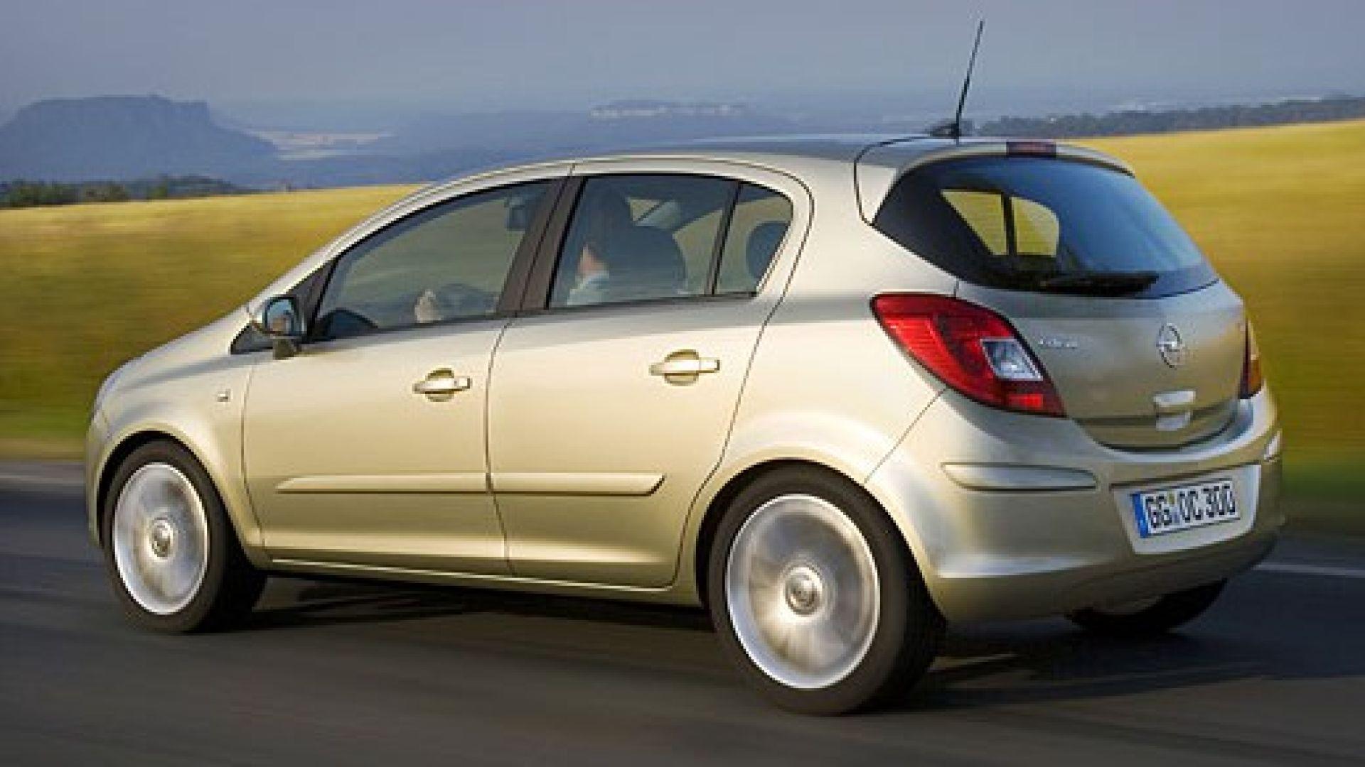 Immagine 19: Opel Corsa 2007