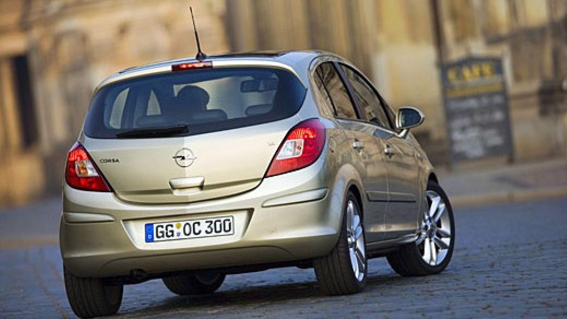 Immagine 21: Opel Corsa 2007
