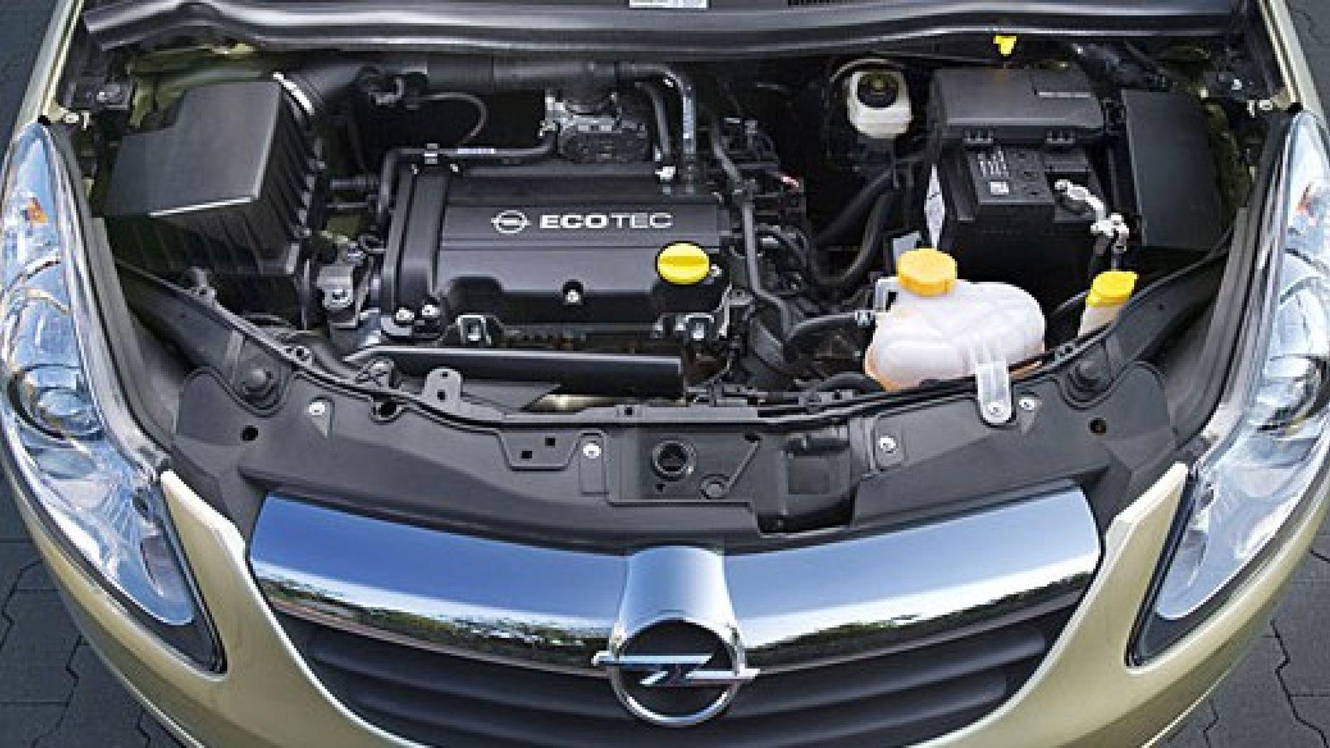 Immagine 27: Opel Corsa 2007
