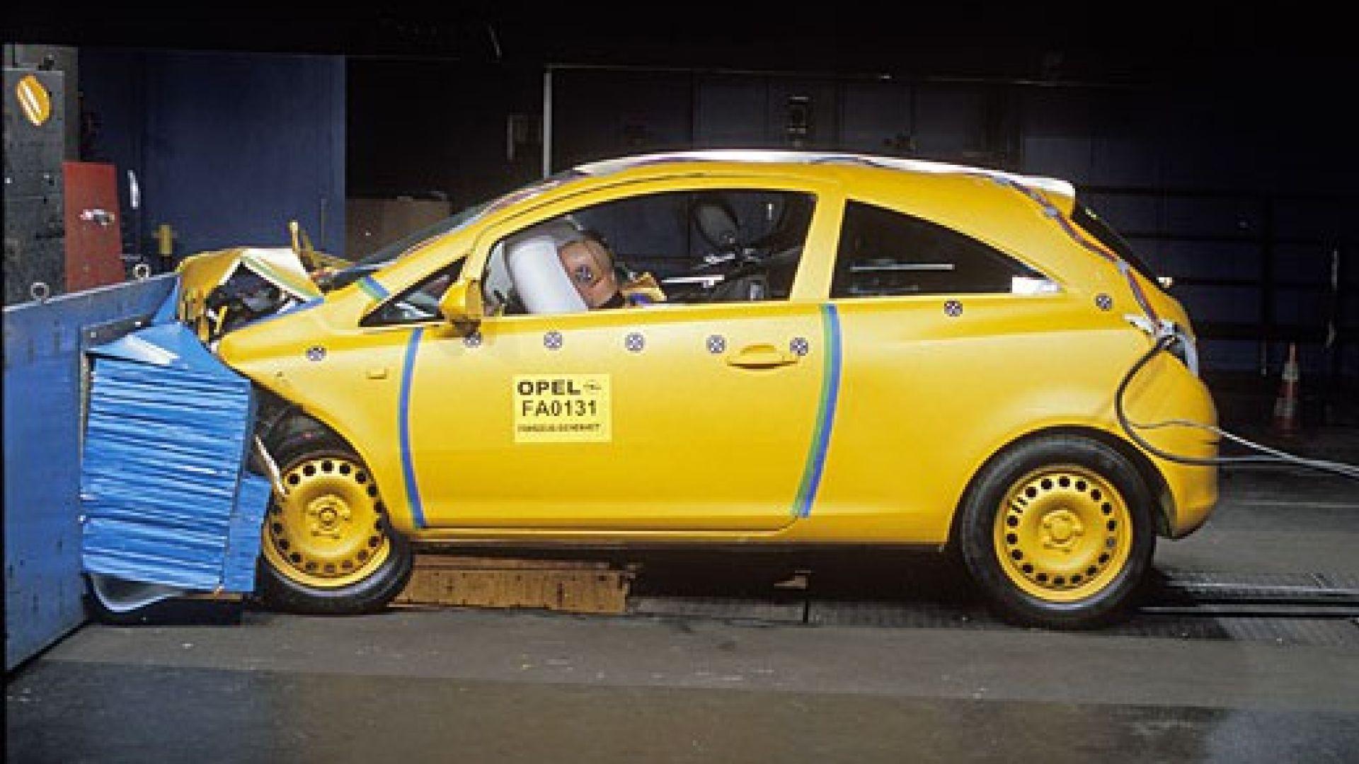 Immagine 29: Opel Corsa 2007