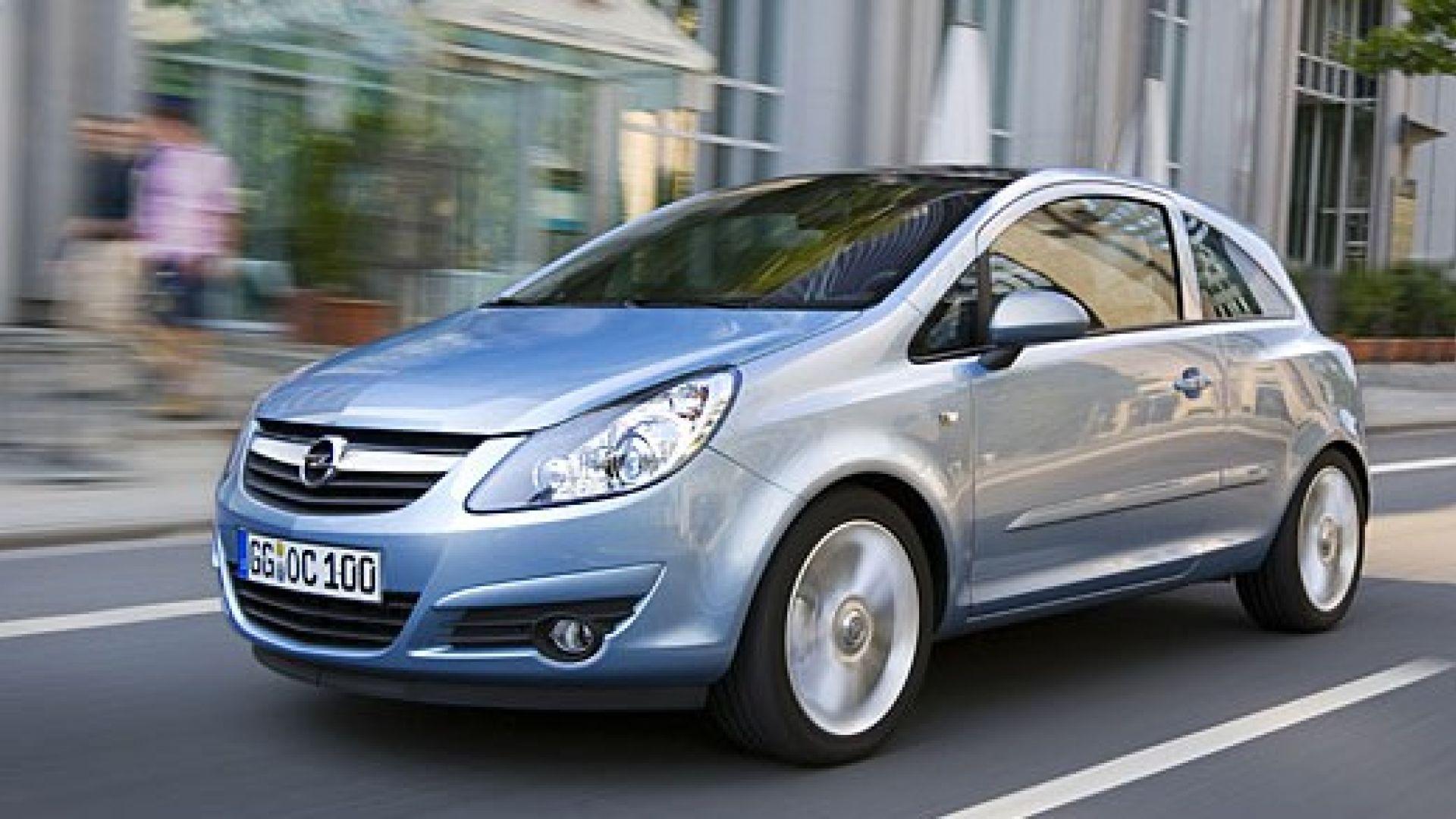 Immagine 30: Opel Corsa 2007