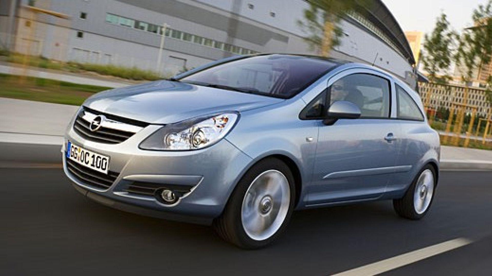 Immagine 31: Opel Corsa 2007