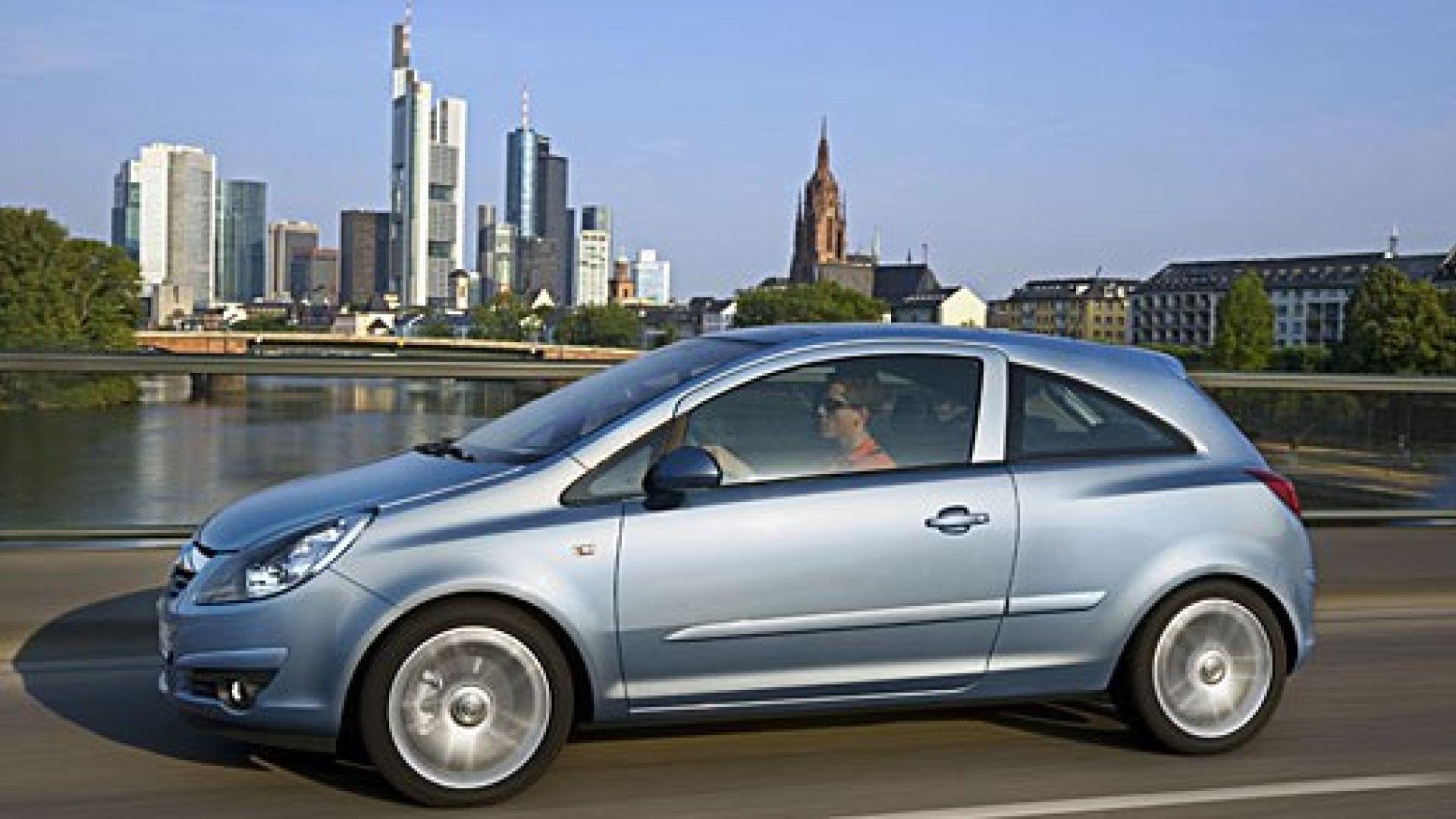 Immagine 33: Opel Corsa 2007