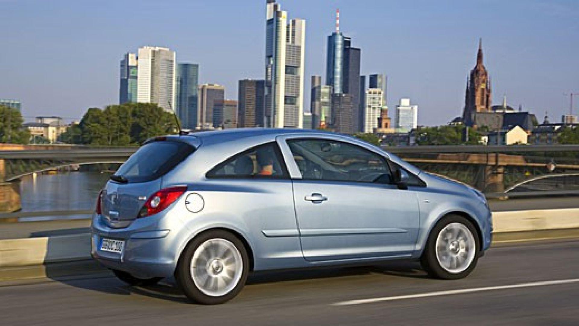 Immagine 35: Opel Corsa 2007