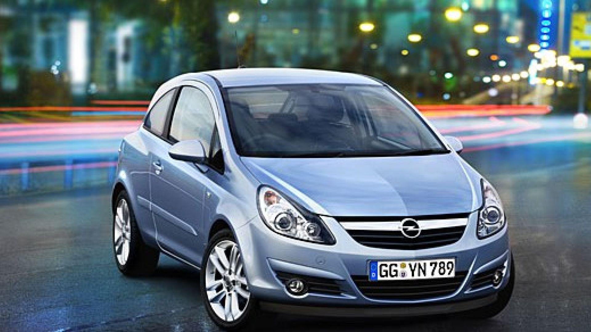 Immagine 38: Opel Corsa 2007