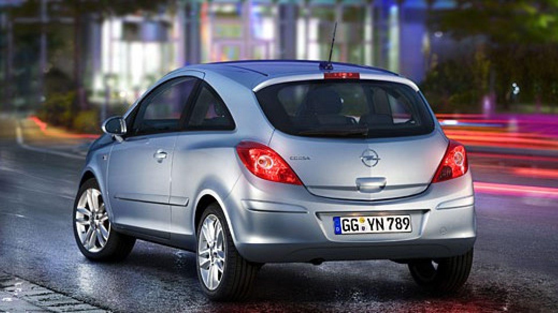 Immagine 40: Opel Corsa 2007